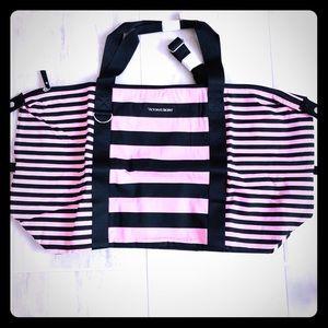 Victoria's Secret VS Weekender Tote Travel Bag